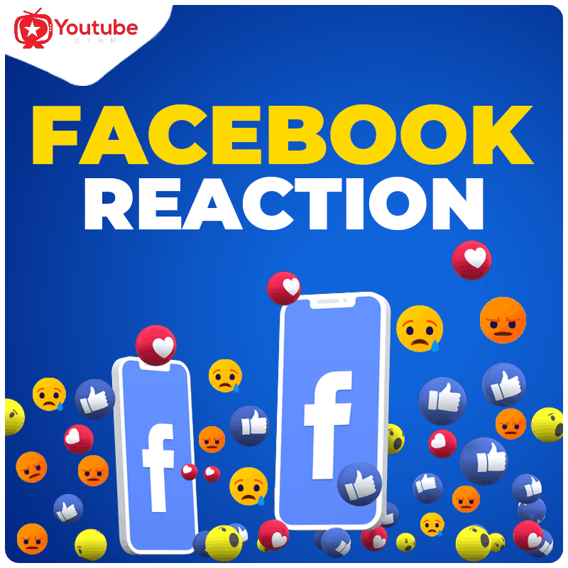 Buy facebook reaction staryoutube