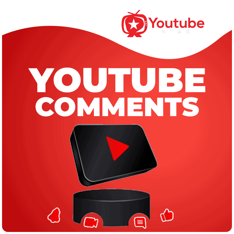 Buy youtube comments on staryoutube