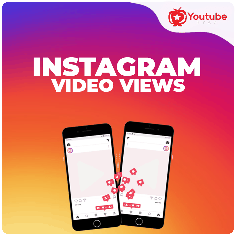 Instagram video views staryoutube